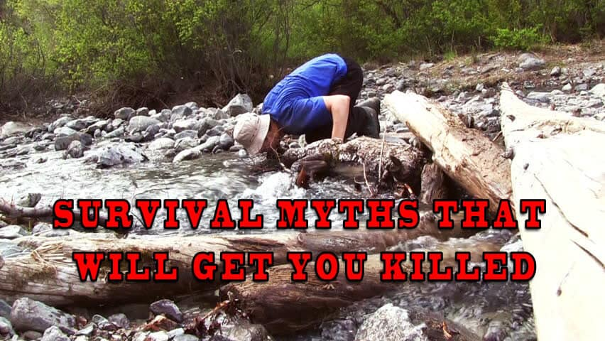 Prepper's Will - Survival Myths that will get you killed
