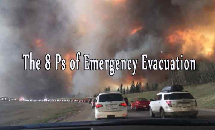 The Eight Principles of Emergency Evacuation
