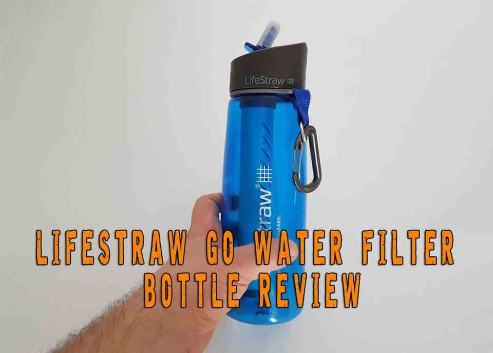Prepper's Gear - LifeStraw Go Water Filter Bottle Review