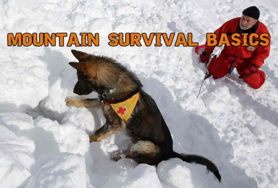 Mountain Survival - How To Survive In The Mountains