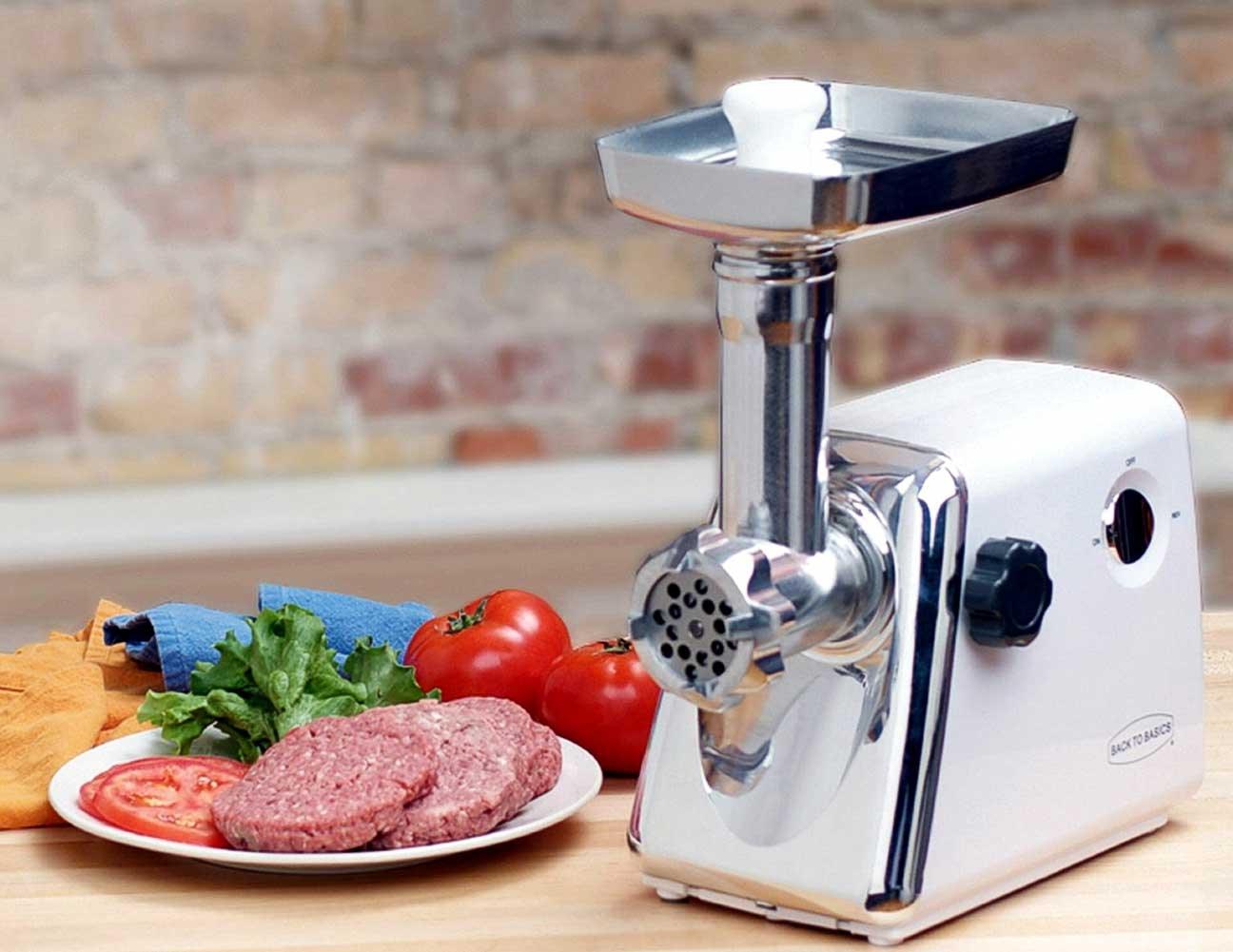 electric grinder kitchen island cooktop the best meat grinders of 2017 manual and commercial b2b 4500 1200