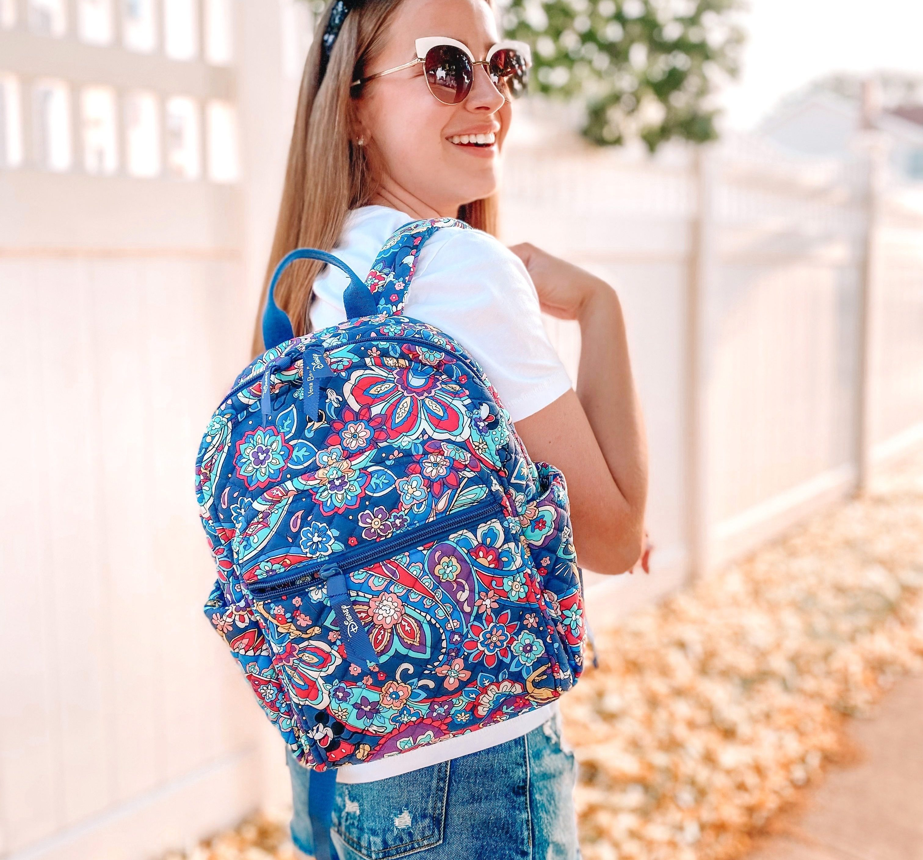 blog about disney vera bradley bags for your next disney vacation