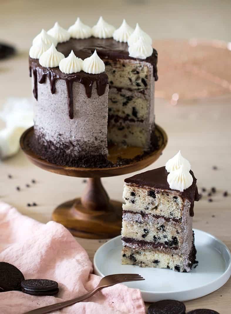 Oreo Cake Preppy Kitchen