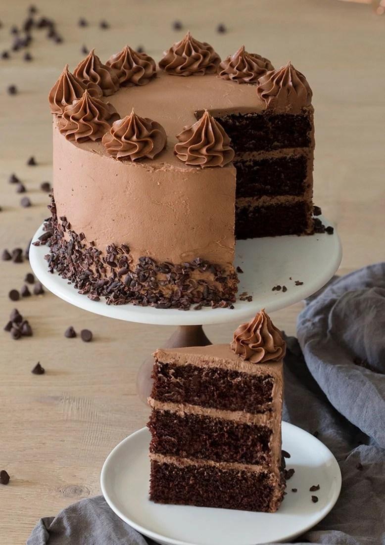 Best Chocolate Cake Preppy Kitchen