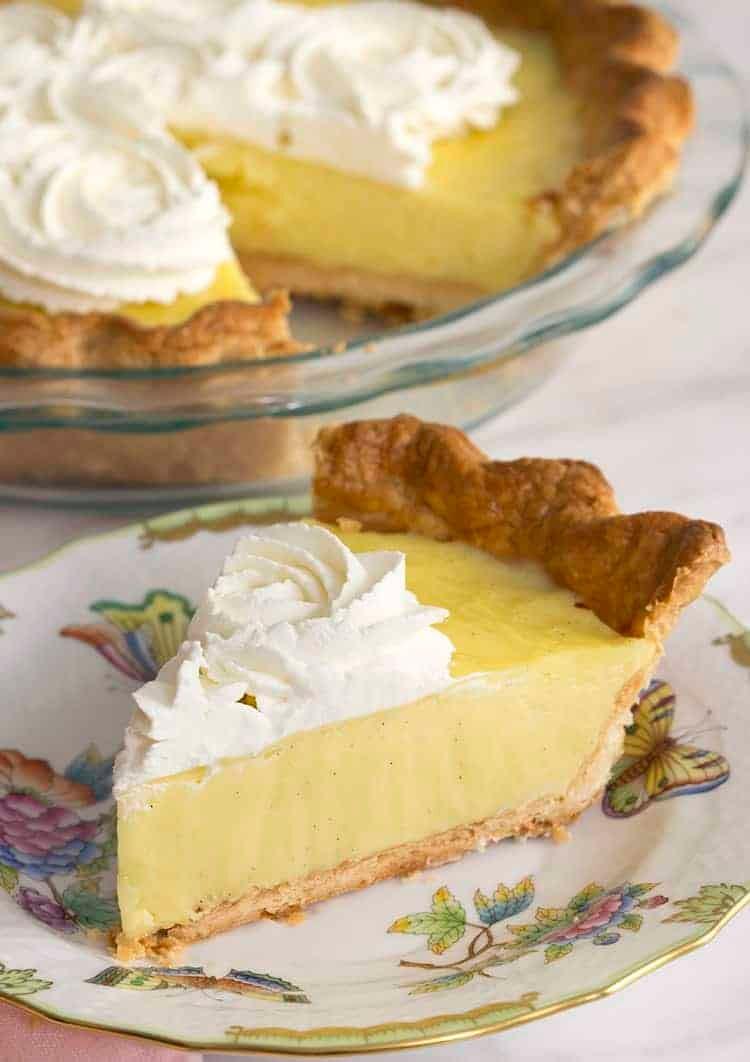 Cream Pie Thanksgiving Dessert Recipe