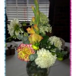Greensboro, NC and my future as a flower arranger