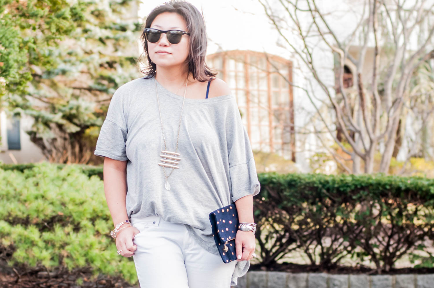 slouchy spring style