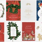 It's Time To Get Your Happy Holidays Card