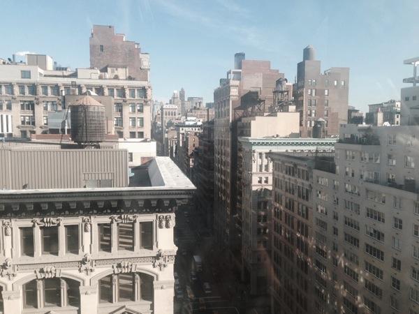 City Row Views