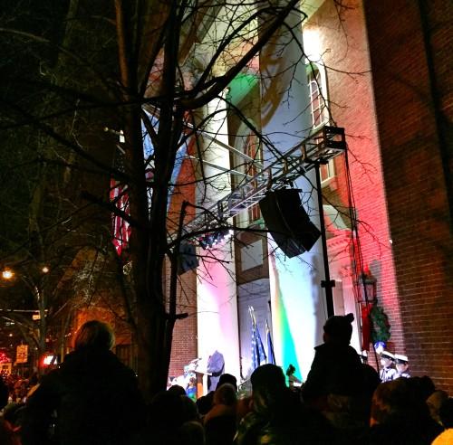 Park Ave Christmas Tree Lighting