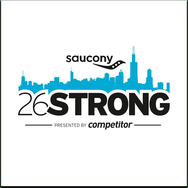 26 Strong Logo Badge