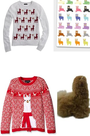 Gifts for llama lovers