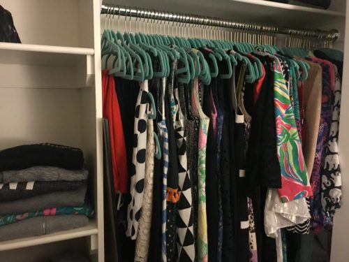Closet Refresh Real Simple Hangers