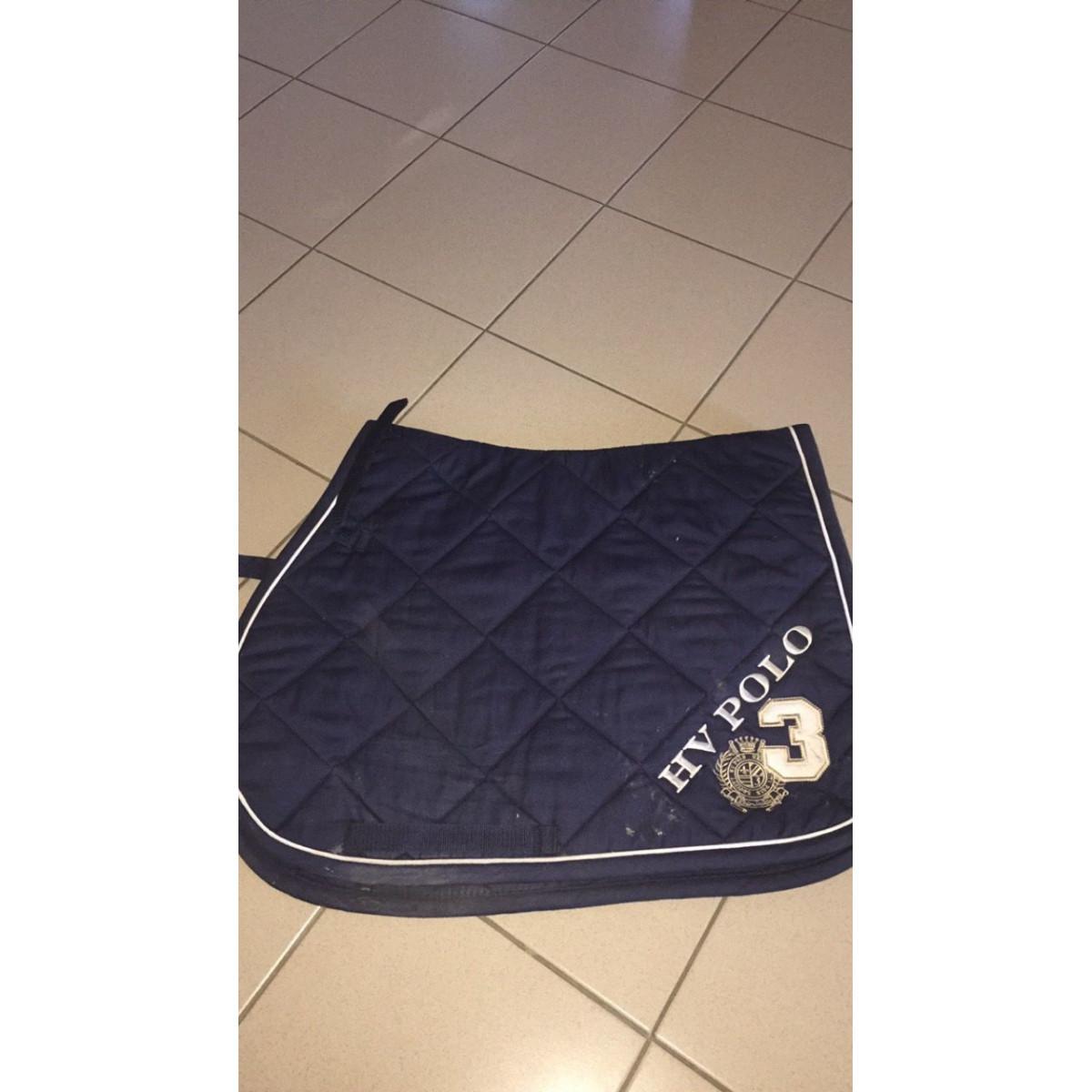 tapis hv polo bleu marine