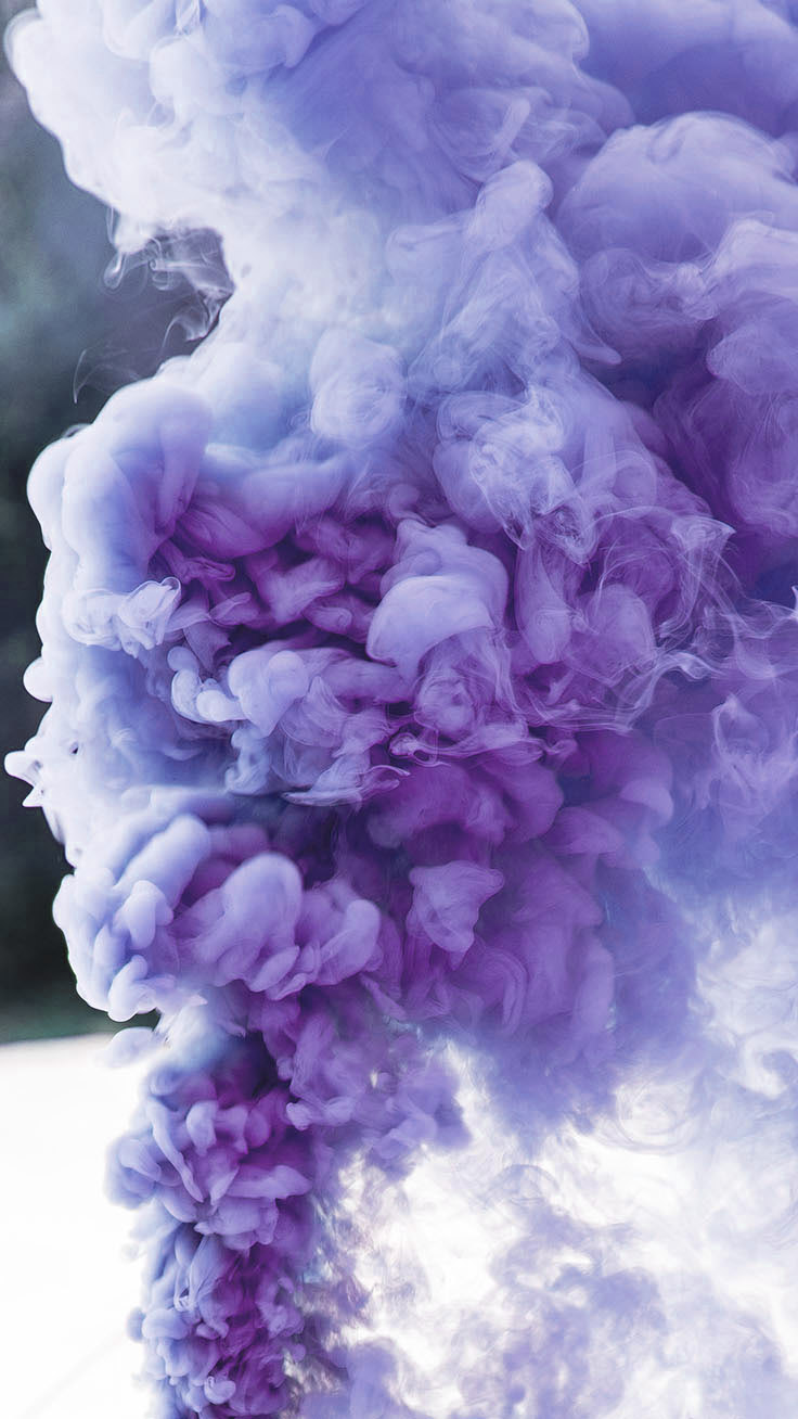 Cute Colourful Wallpapers Free Download Pantone Inspired Ultra Violet Iphone Wallpaper Collection