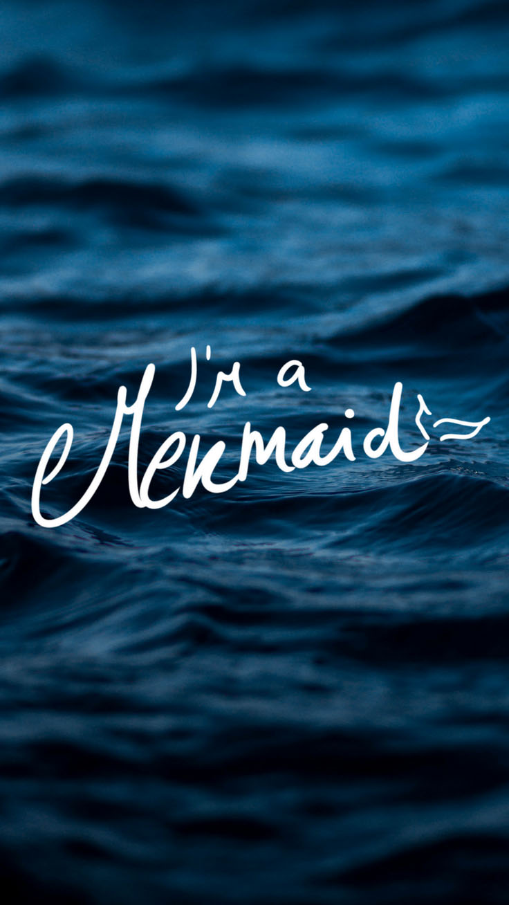 Cute Floral Laptop Wallpapers I M A Mermaid Iphone X Wallpaper Preppy Wallpapers