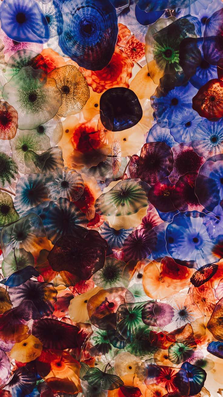 Artsy Sunflower Wallpaper Iphone Woowpaper