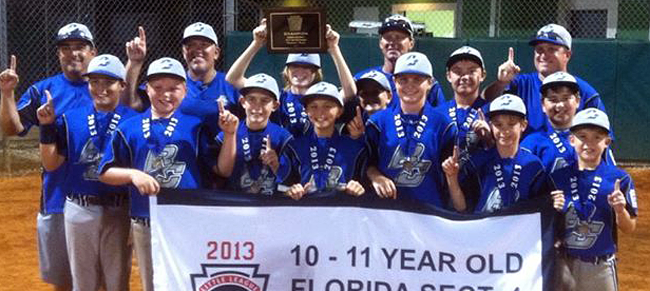 Buffalo Creek 10 11 All Stars Win Section 4 Little League Tournament HT Preps