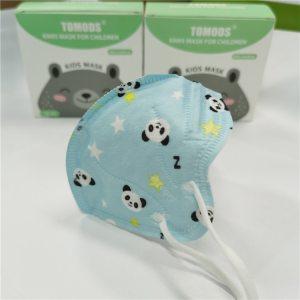 FFP2 KN95 Kinder Atemschutzmaske - Panda