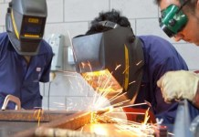 Private industries set up vocational institutes to encourage skill based training