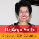 Library, seminars and workshops keys to foster cross pollination of research ideas: Dr Anju Seth, Director, IIM Calcutta
