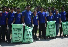 IIT Mandi organises cleanliness drive in town