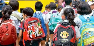 Rajasthan launches pilot project aimed at reducing weight of school bags