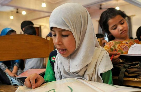 Authorities postpone exams for classes 5 to 9 in Kashmir