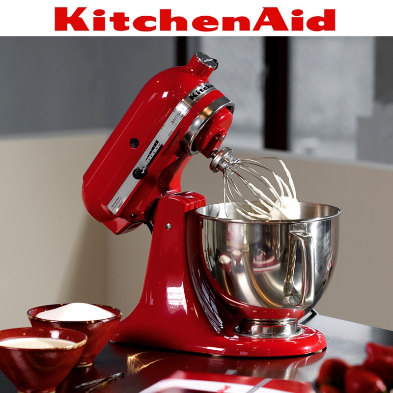 red kitchen aid mixer bags robot de cocina kitchenaid