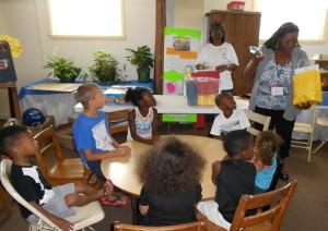 Children at CAAM Gathering