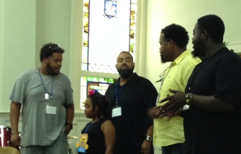 Singing by CAAM Family