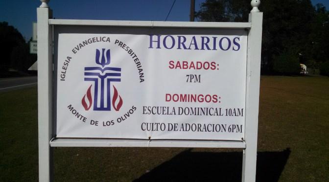 Monte de los Olivos Dedicates New Sanctuary