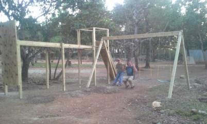 Matthew 28.playground