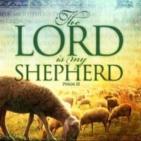 """Follow Me"": Being Jesus' Sheep Psalm 23 and John 10:1-18; 22-30 April 21, 2013, FPC Jesup"