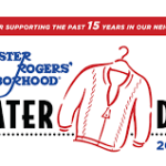 Want to participate in the Mister Rogers' Sweater Drive?