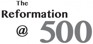 Reformation @ 500 Event: Sola Fide (Faith Alone), Nov. 1
