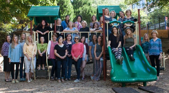 2017-18 St. Paul's Preschool Teachers