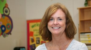 St. Paul's Preschool teacher Angie Ogburn