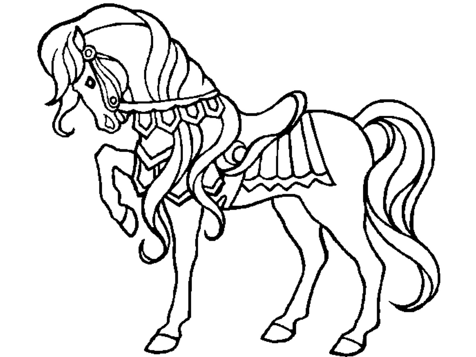 Horse Trainer Clipart