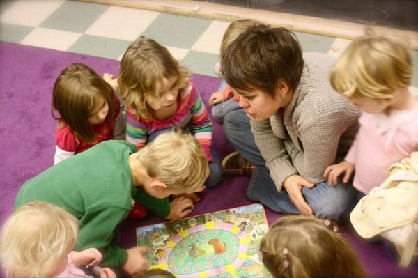 about preschool daze