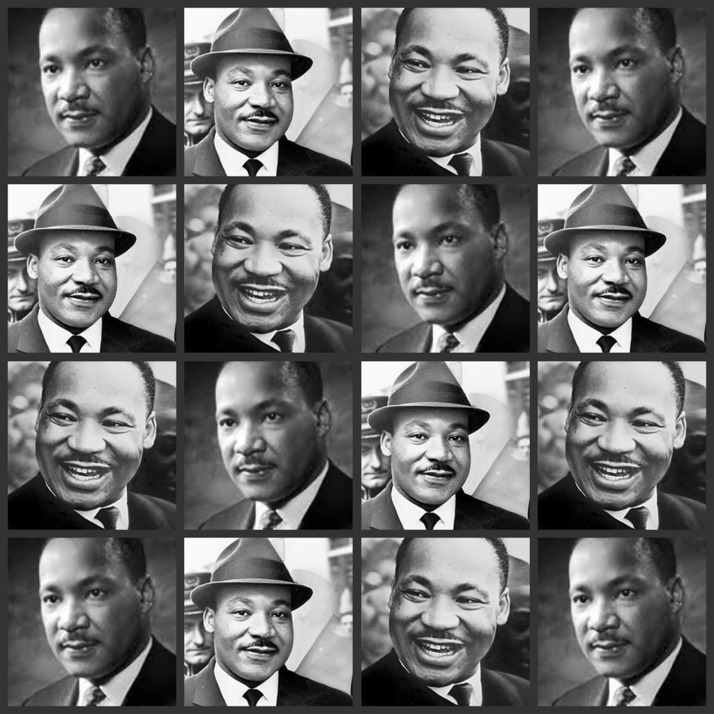 M Is For Martin Luther King Jr Printables Preschool Daze