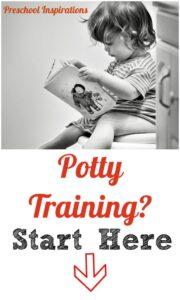 Three Essential Potty Training Tips by Preschool Inspirations