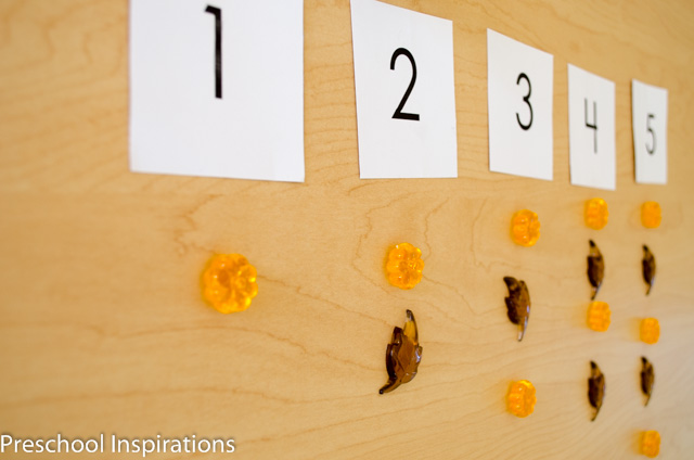 Fall Math Counting by Preschool Inspirations-3