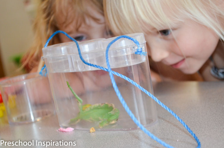 Play-Based Learning by Preschool Inspirations