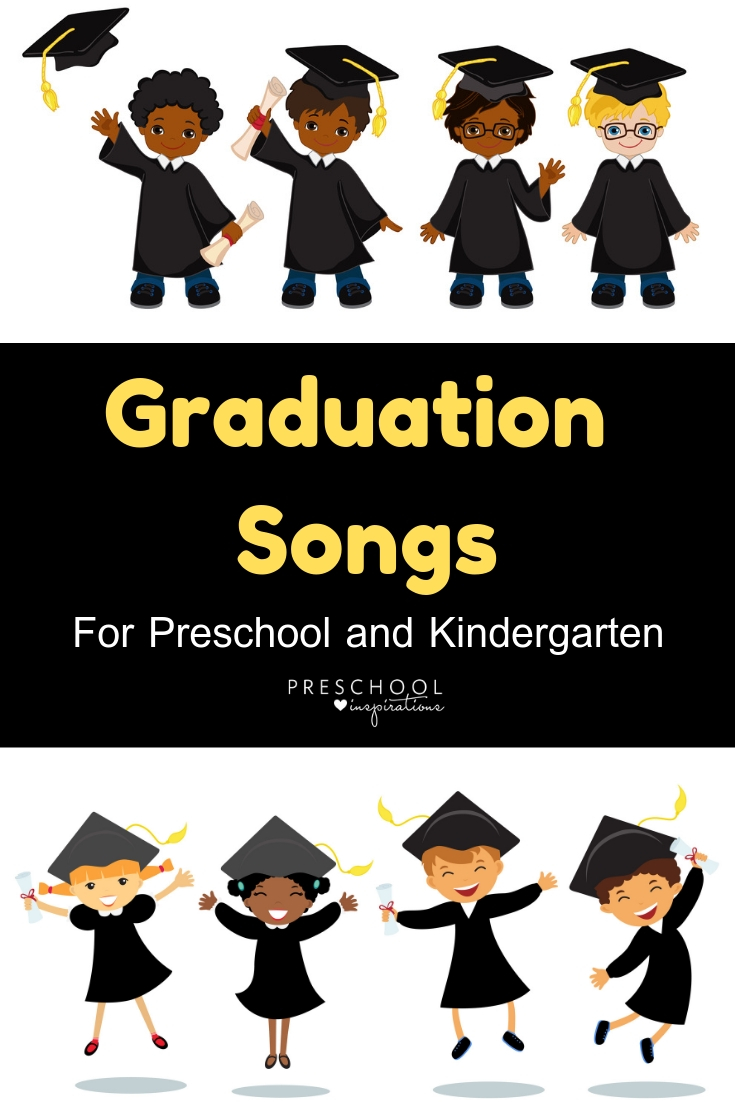graduation songs for preschool
