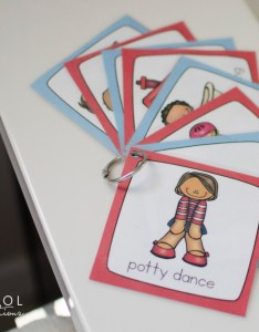 Potty training routine cards also how to use  chart and visual schedule for rh preschoolinspirations