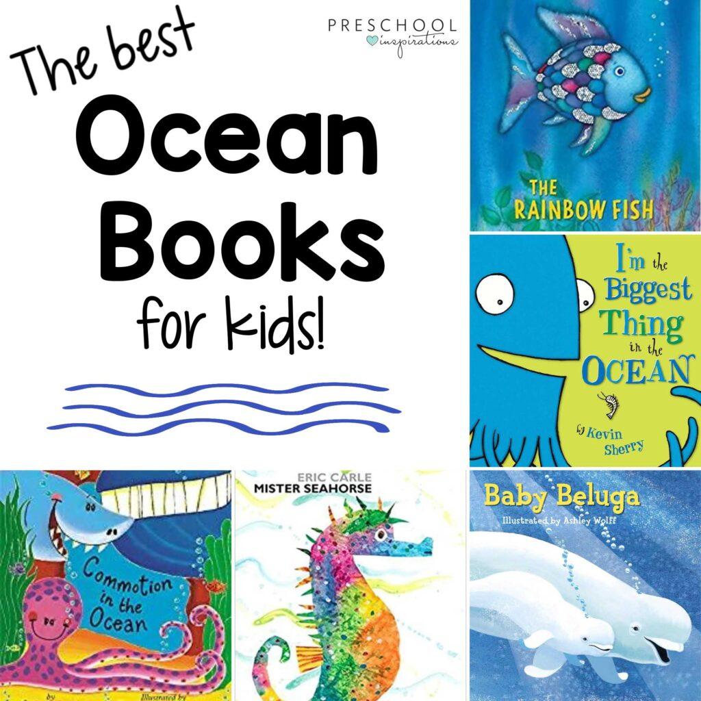 Preschool Ocean Theme Activities That Kids Love