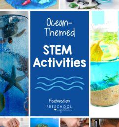 Preschool Ocean Theme Activities that Kids Love - Preschool Inspirations [ 1200 x 800 Pixel ]