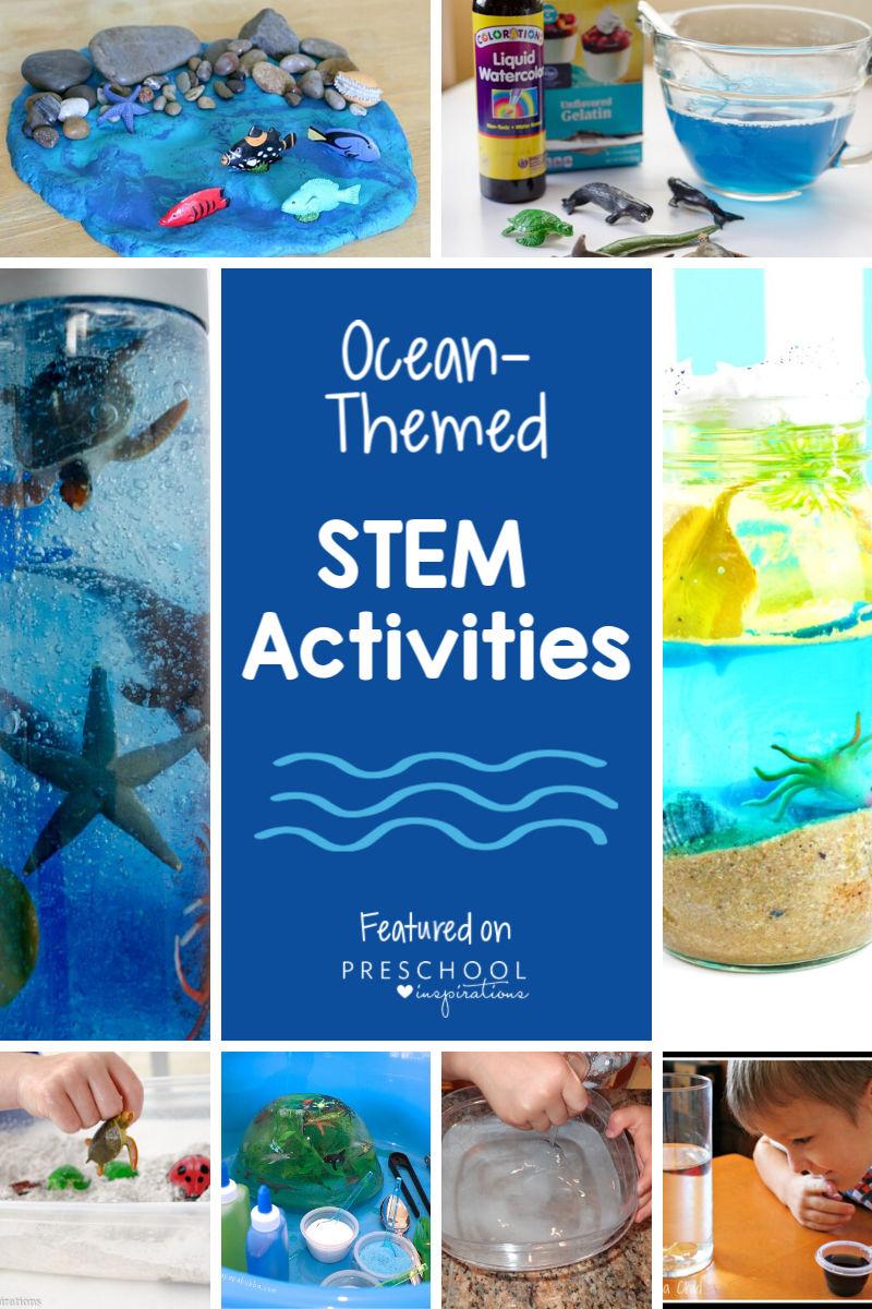 medium resolution of Preschool Ocean Theme Activities that Kids Love - Preschool Inspirations