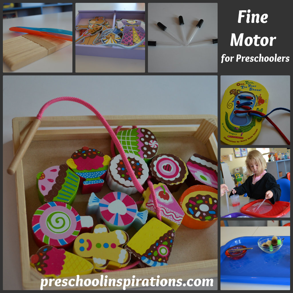 Preschool Supplies For Back To School